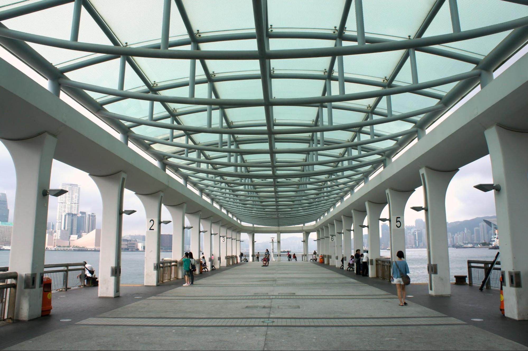 central pier hlg