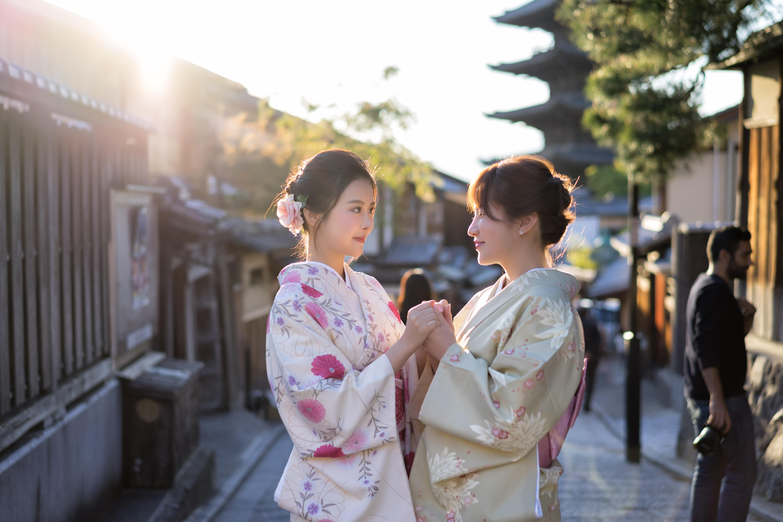 kimono rental klook