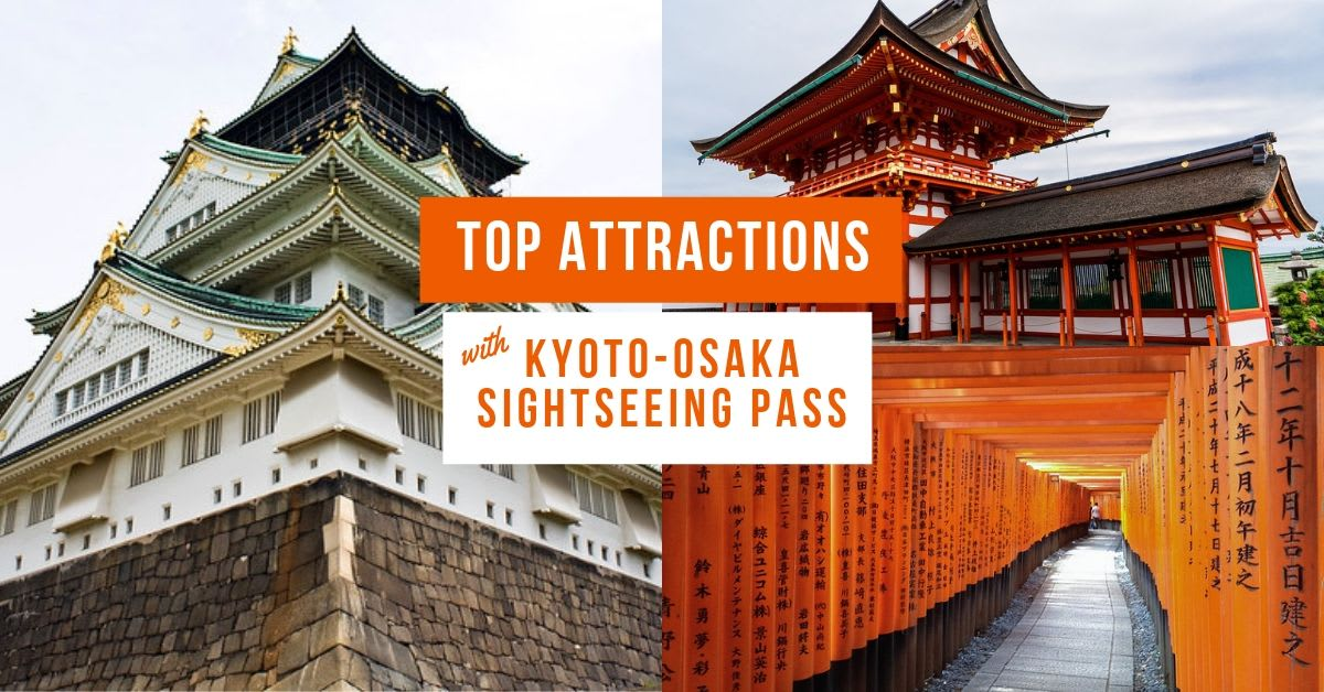 kyoto osaka sightseeing pass cover image