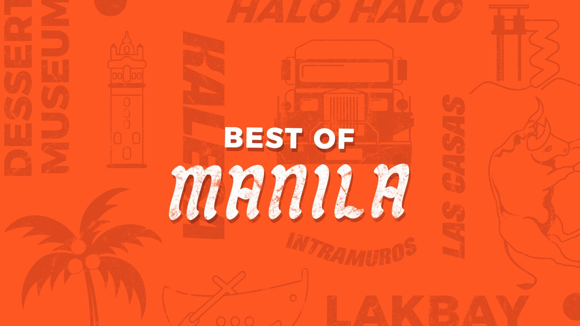 best of manila