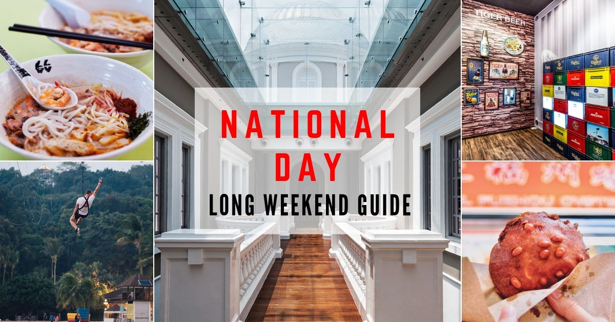 klook national day weekend guide cover image
