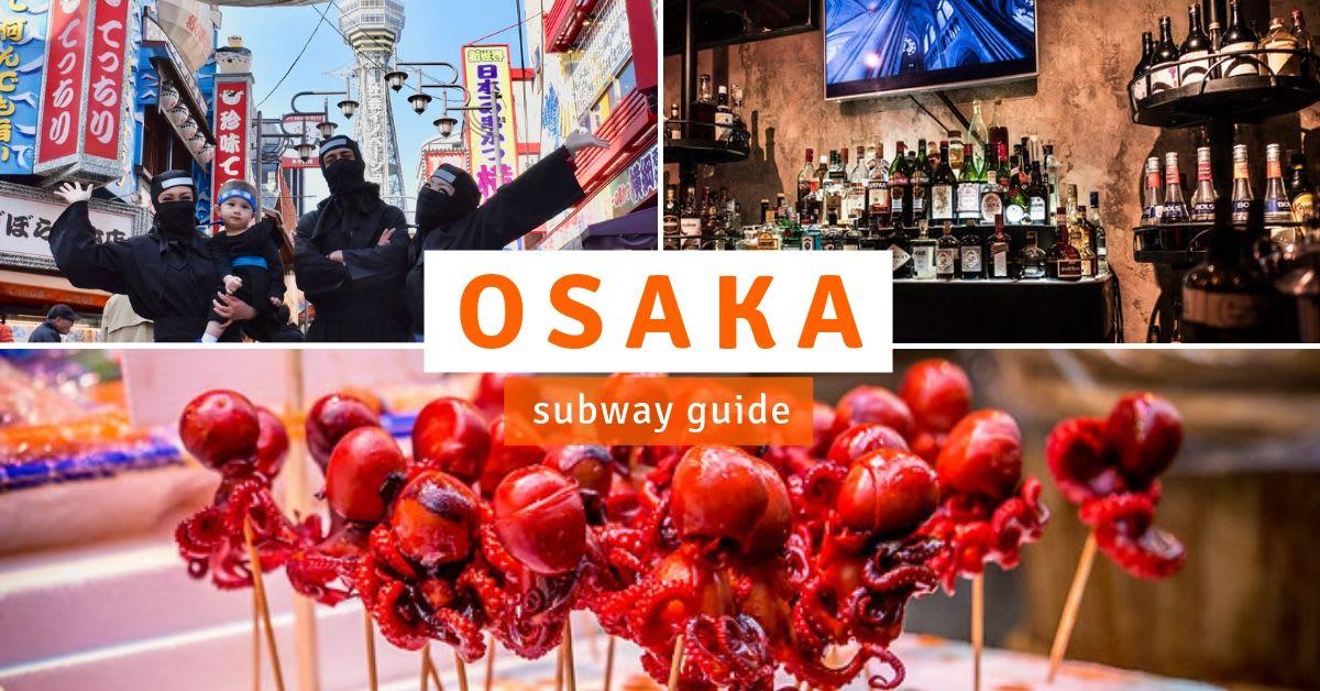 Osaka Subway Map T Shirt.15 Under The Radar Travel Spots Every Millennial Should Explore Near