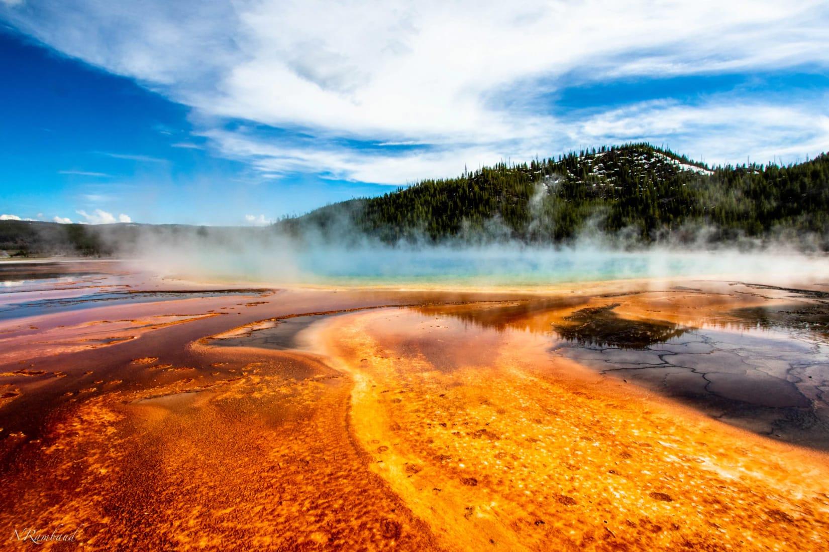Yellowstone Caldera 2