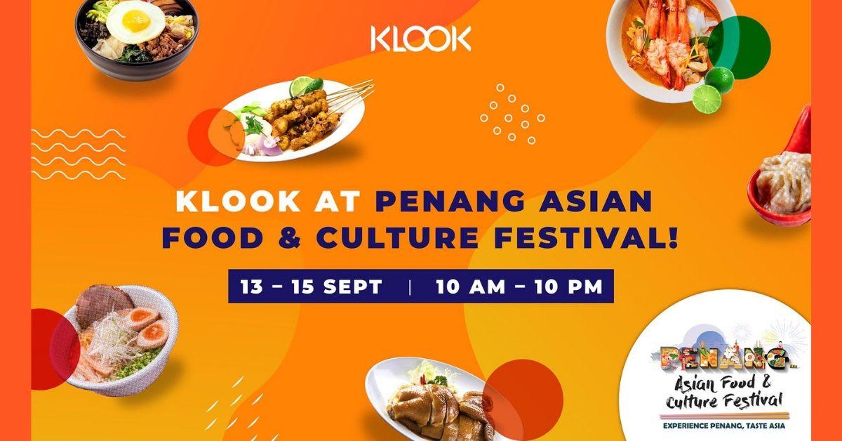 Explore the Best penang food festival - Klook Blog