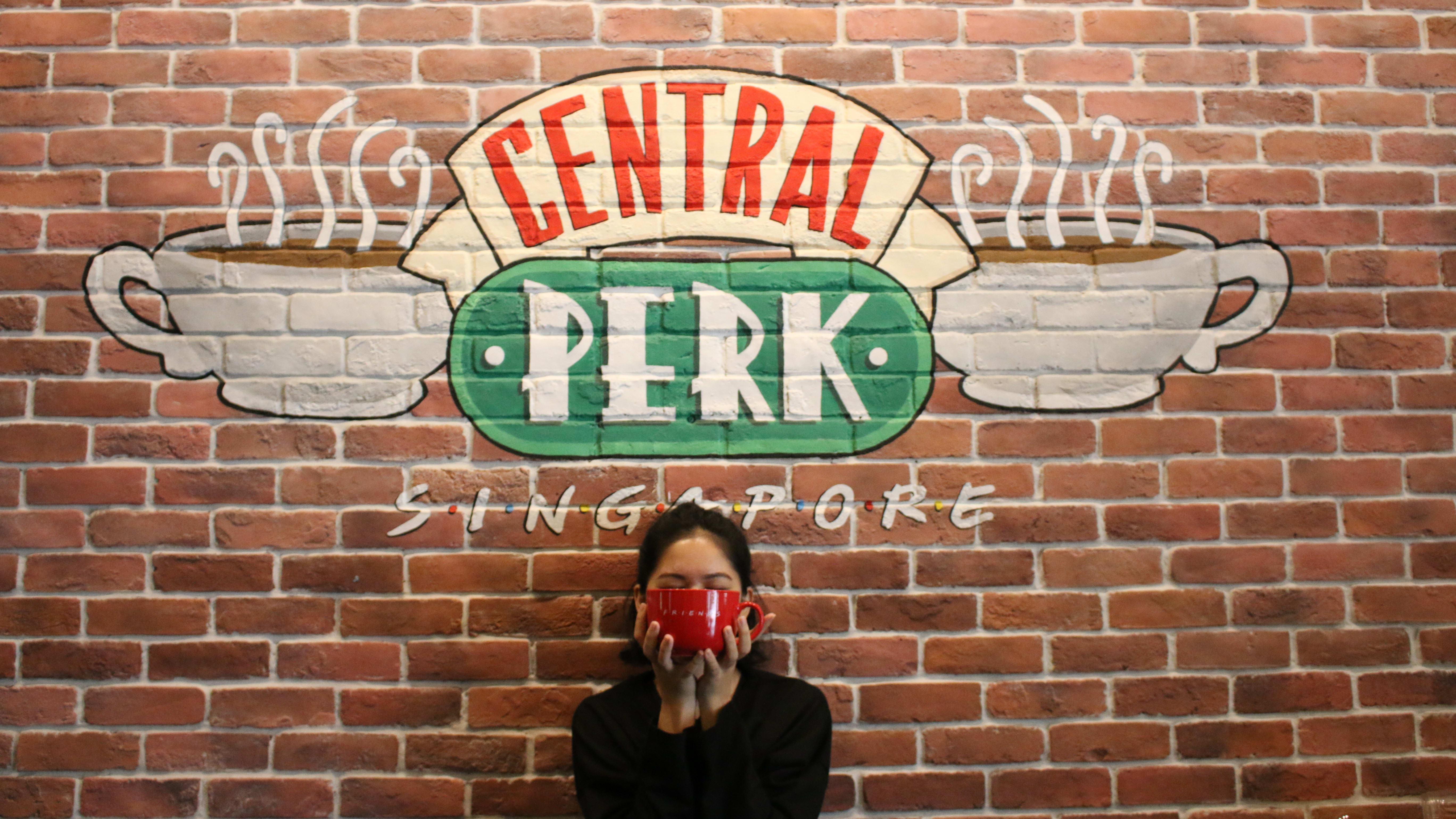 central perk singapore