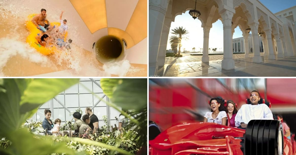 Top things to do in UAE cover