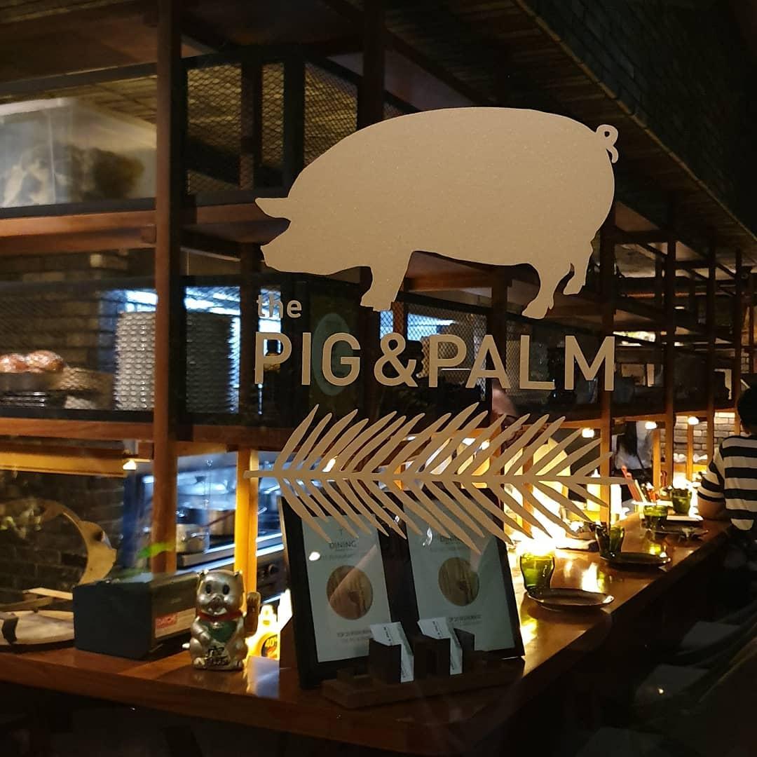 pig & palm cebu