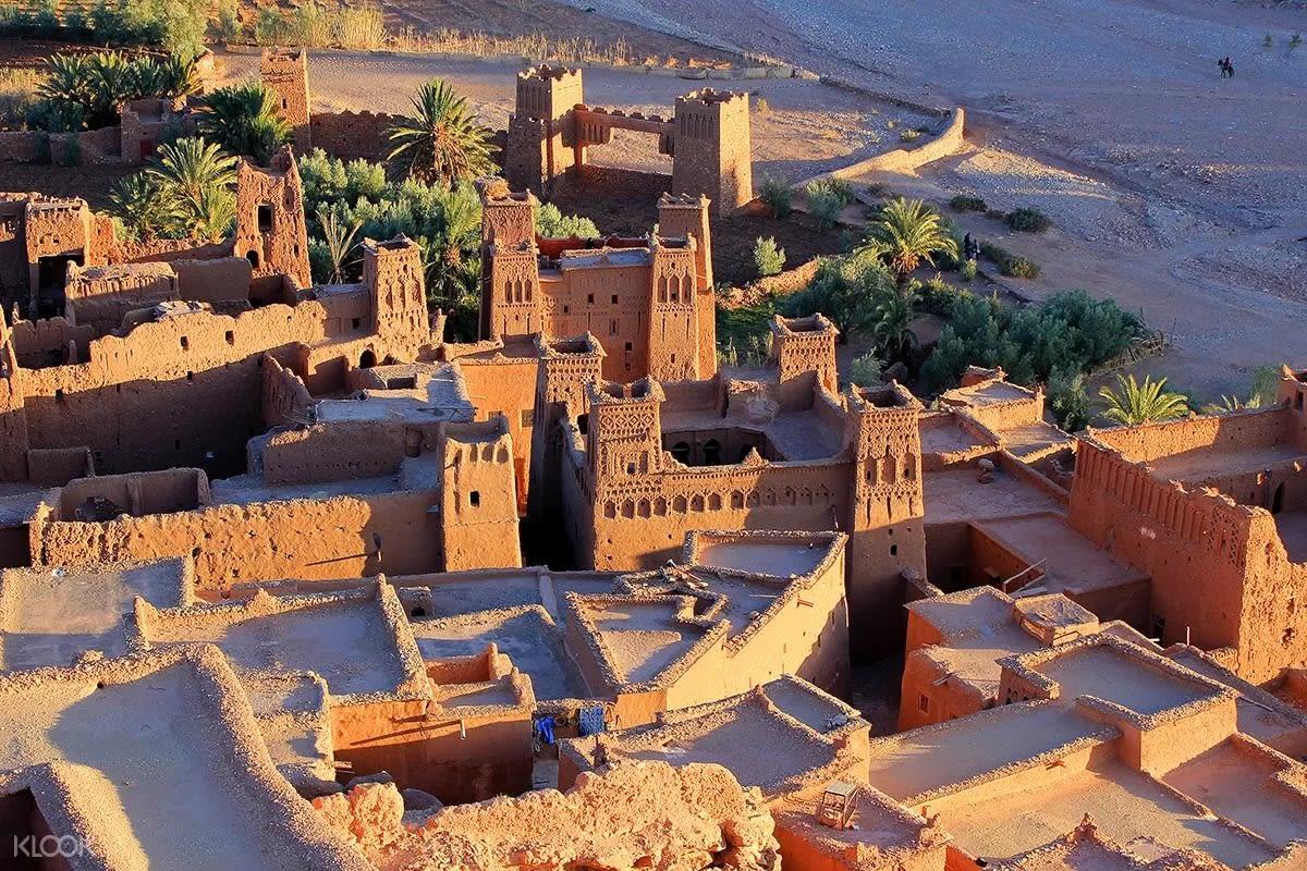 direct flights morocco