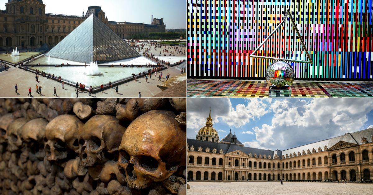 museums paris