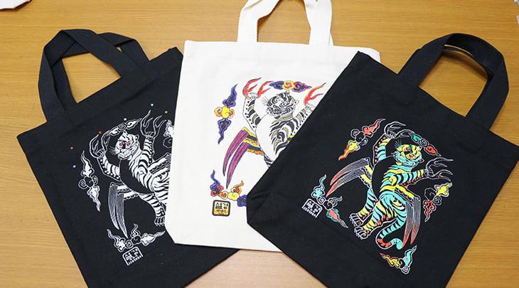 seoul-subway-guide-hand-made-tote-bag