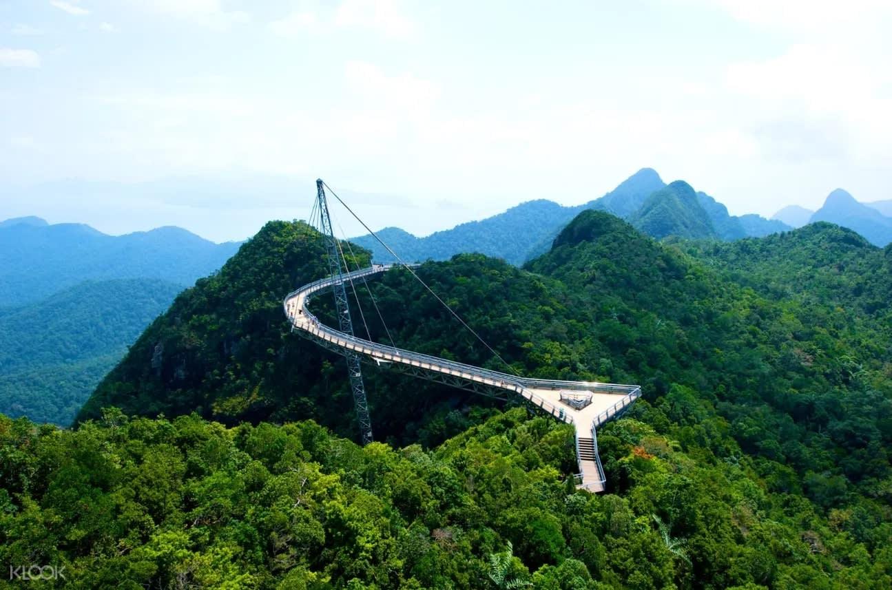 langkawi skybridge gunung machinchang