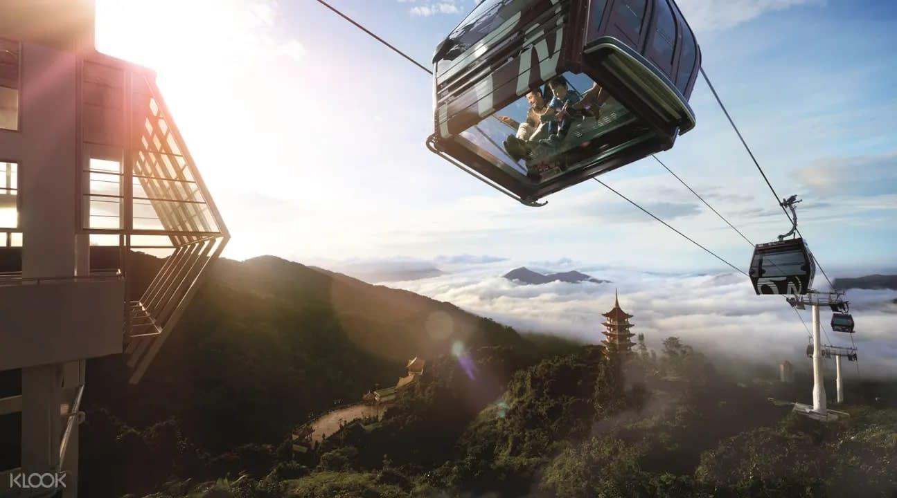 genting highlands awana skyway cable car
