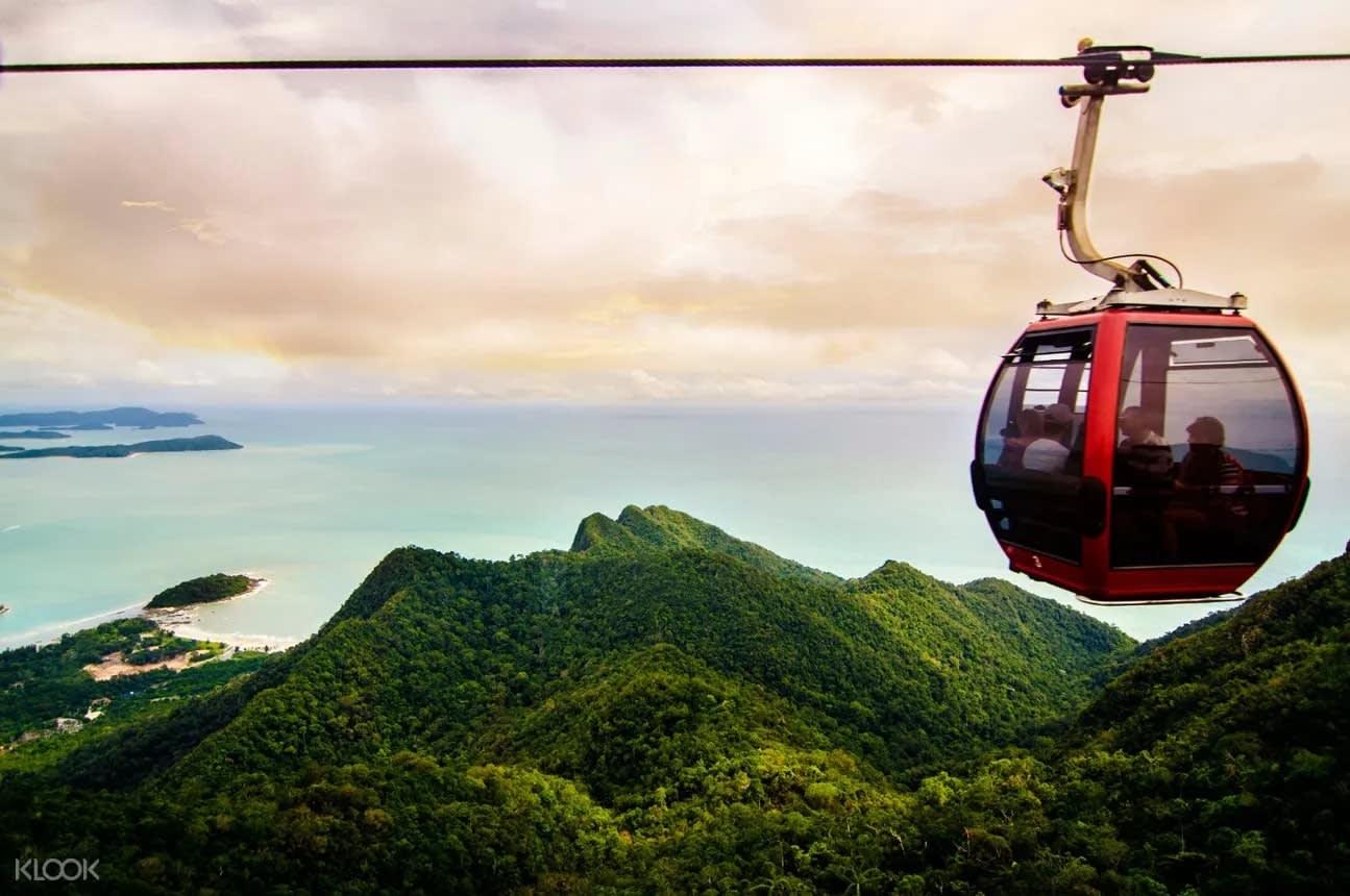 langkawi cable car skycab