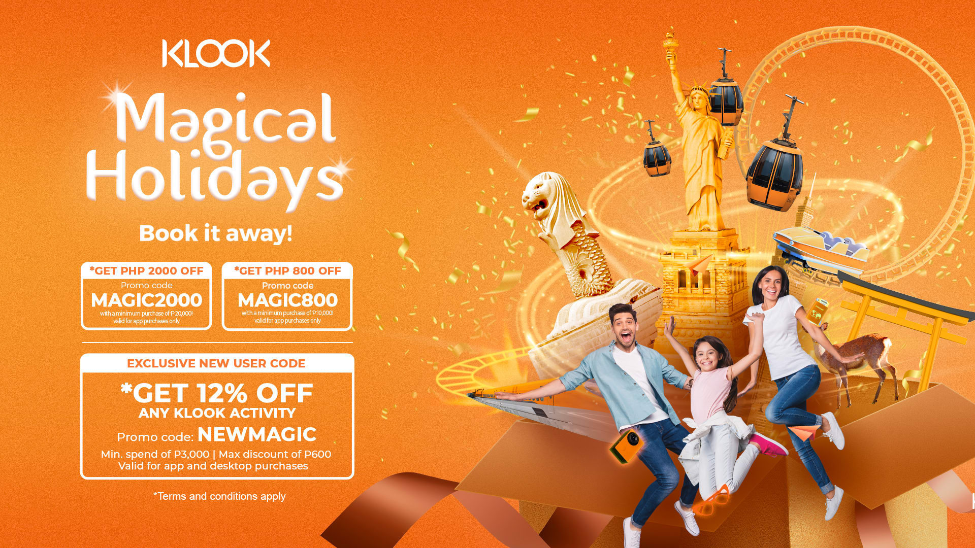 Klook Promo Codes December 2019 Klook Travel Blog