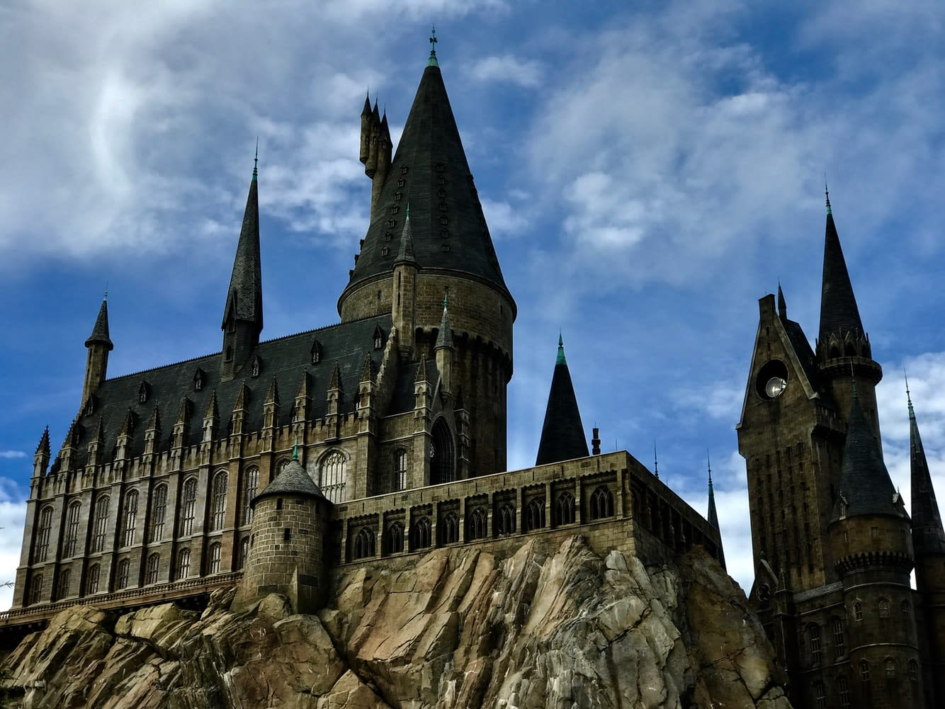 wizarding world harry potter