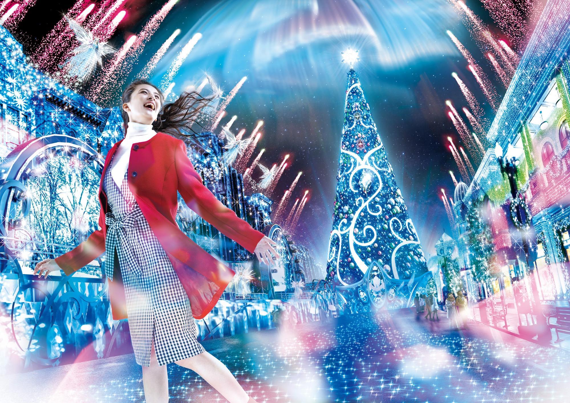 Universal Studios Japan Christmas 11