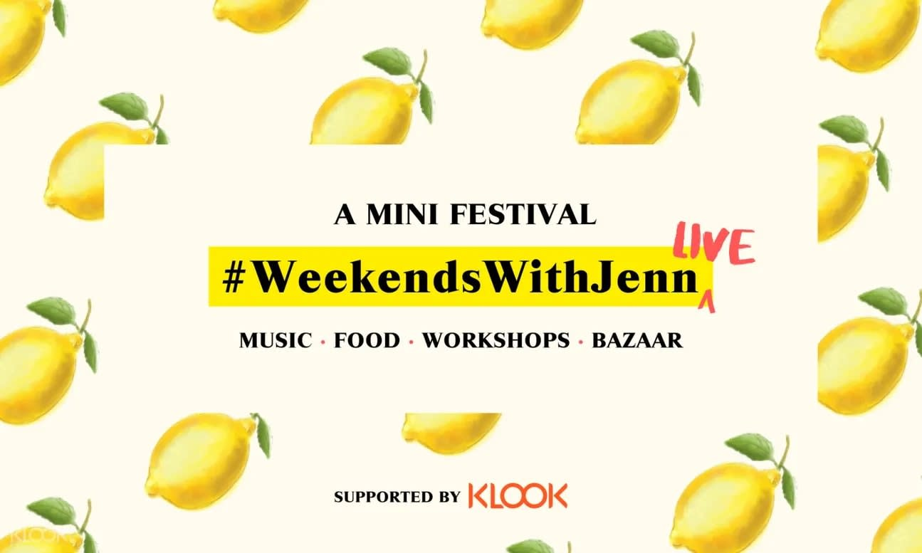 WeekendsWithJenn LIVE cover image