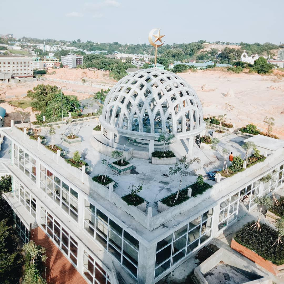 not-resort-batam-mosque