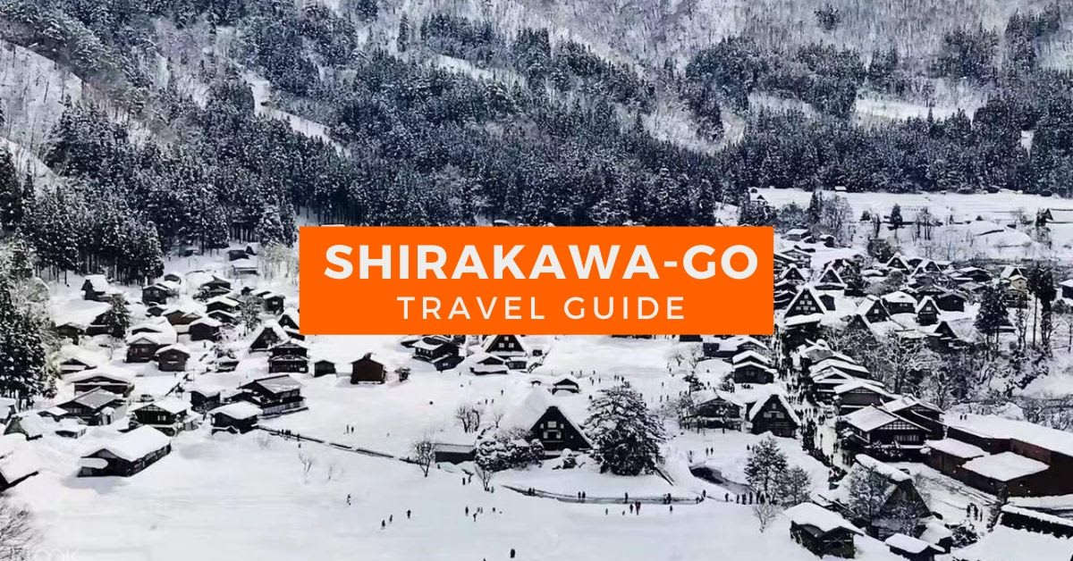 shirakawa go travel guide cover
