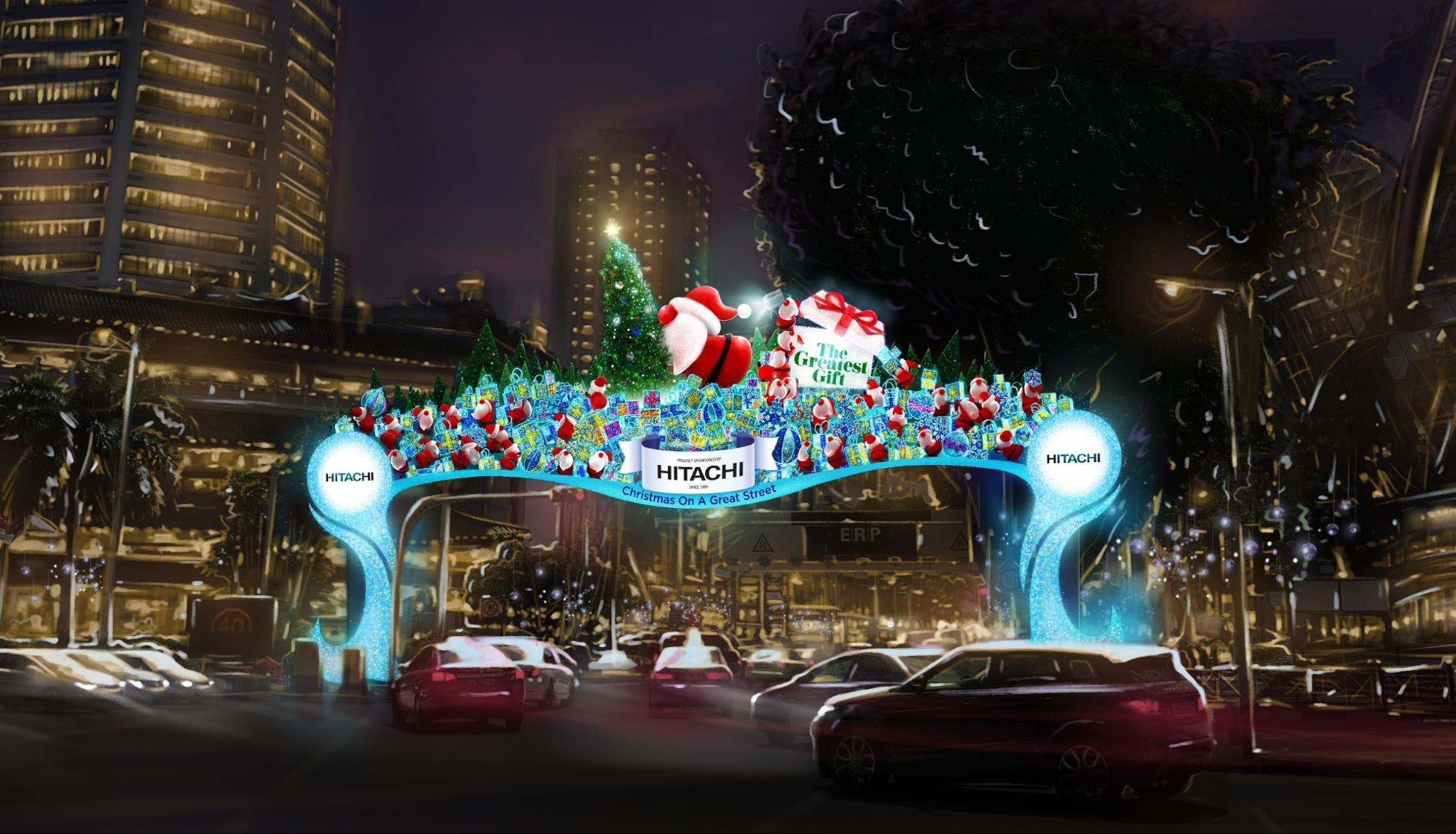 great christmas road singapore