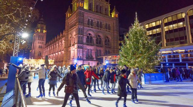London-Winter-Festival-Natural-History-Museum