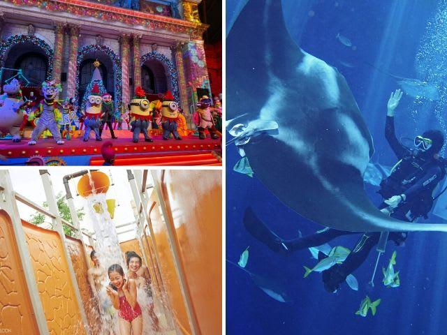 Resorts World Sentosa attractions