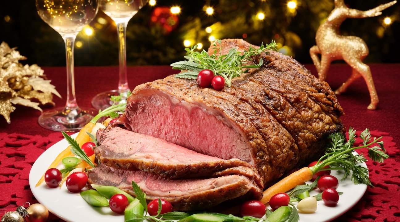 christmas-feast-marriott-cafe