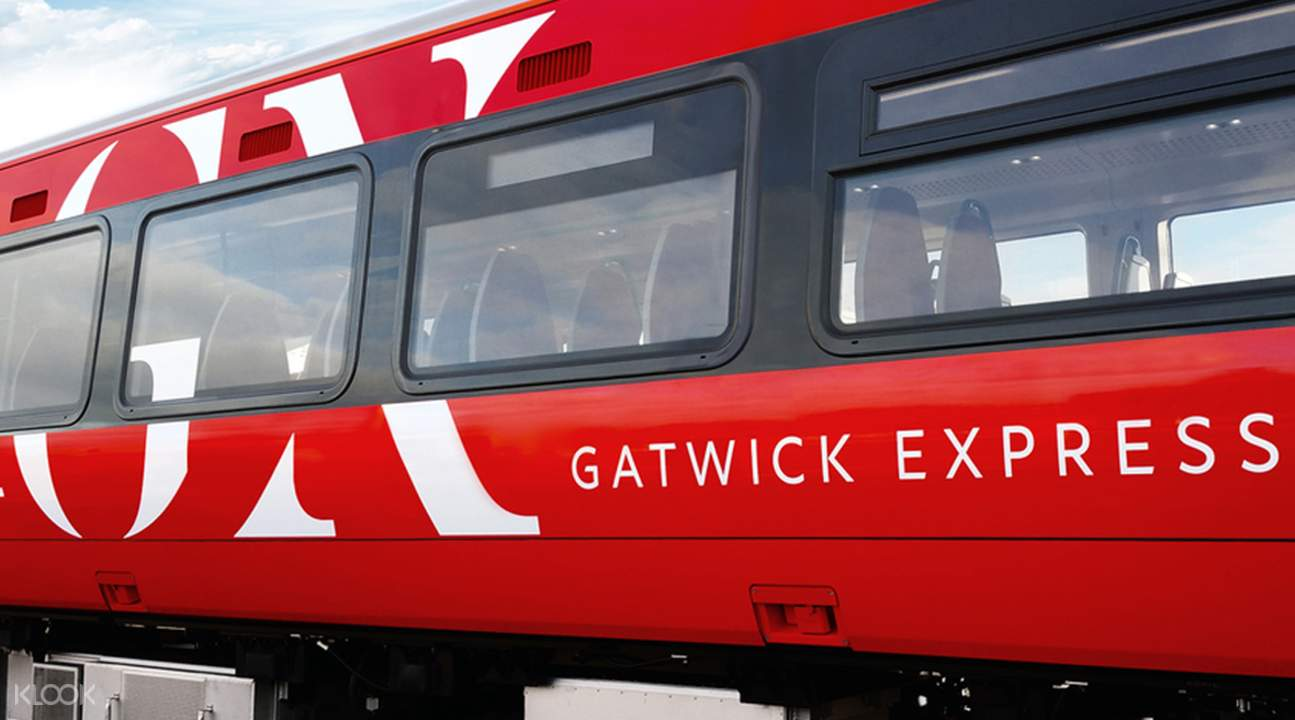 Klook UK Gatwick Express