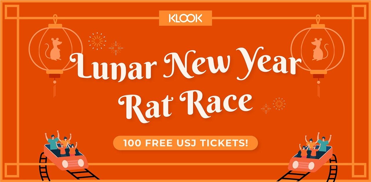 Klook Anz Lunar New Year Rat Race Klook Blog