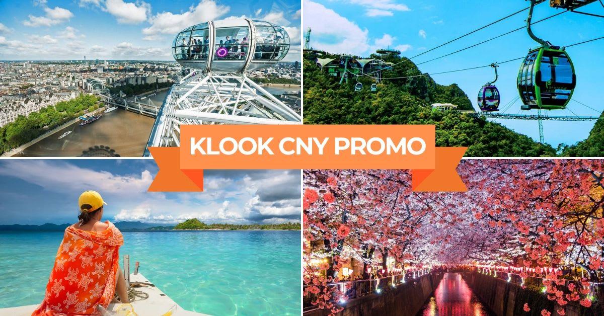 KLOOK CNY PROMO