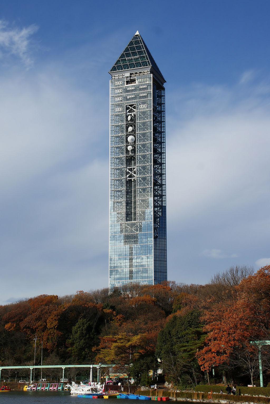 higashiyama sky tower nagoya legoland