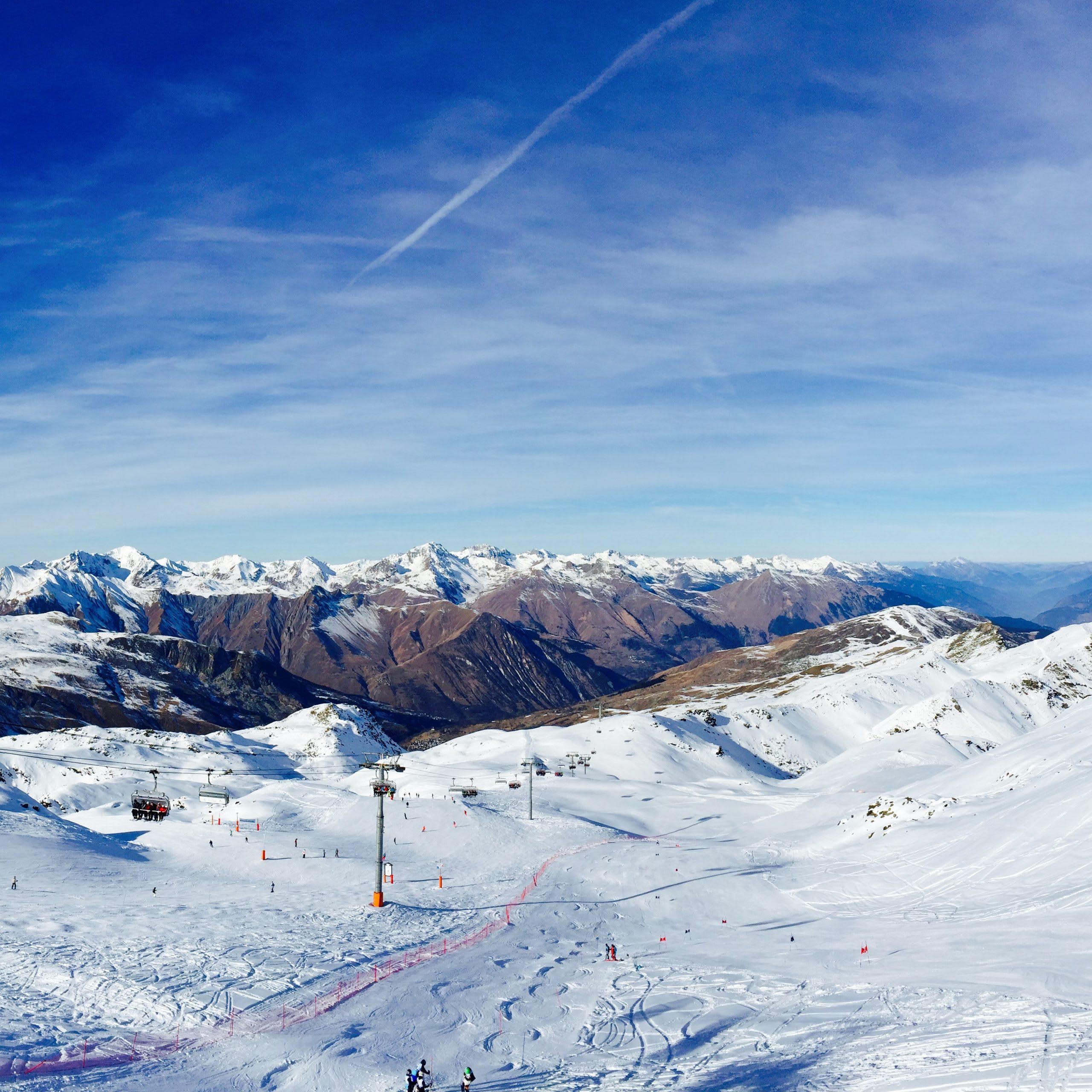 European Ski Destinations - France