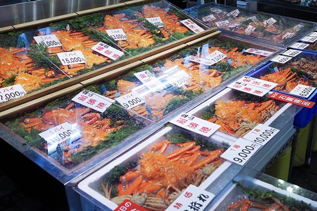 Omicho Seafood Market