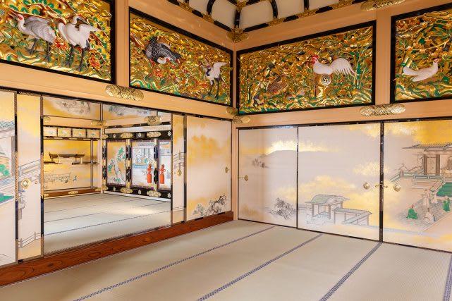 Nagoya Castle Palace