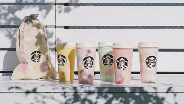 Starbucks Sakura 2020 Japan 2