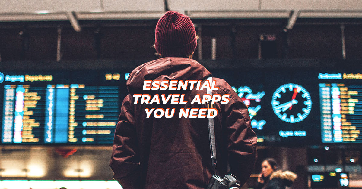 Top Travel Apps Cover Image