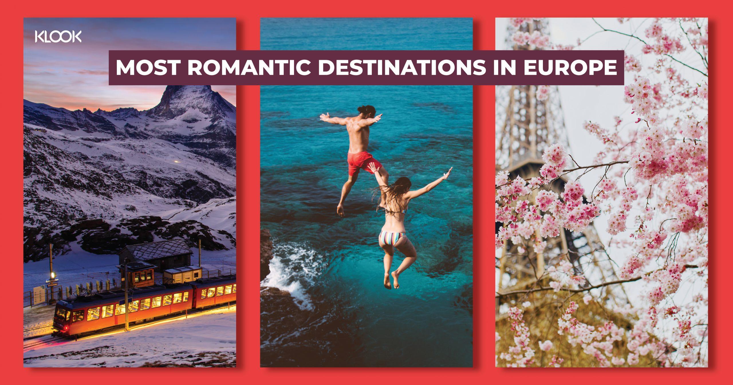 romantic places to visit