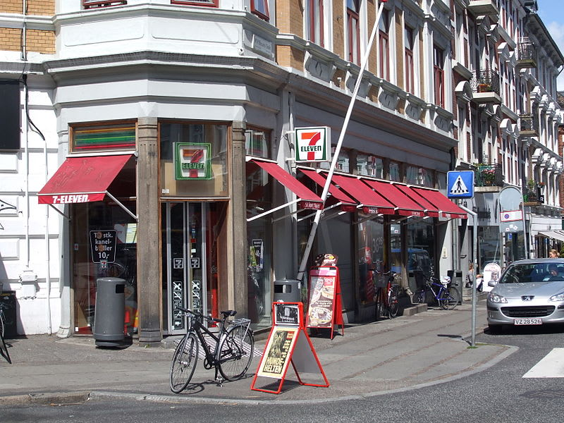7-Eleven Frederiksbjerg