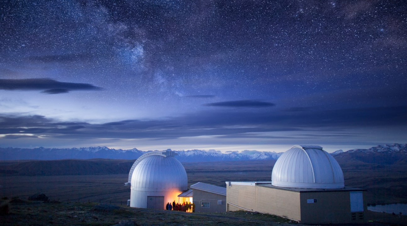 mt cook john observatory