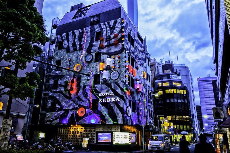 hotel zebra tokyo