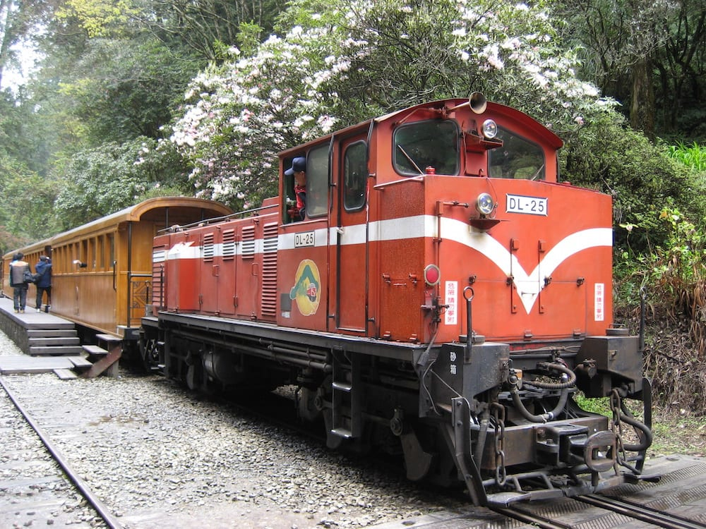 Alishan-Train-Klook
