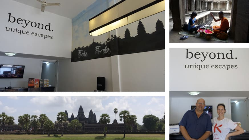 Beyond Unique Escapes Siem Reap