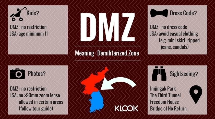 DMZ infographic