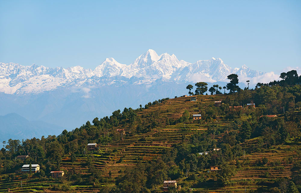 Views from Nagarkot