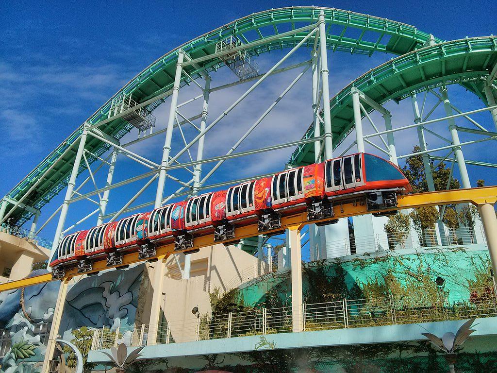 E-DA Theme Park Kaohsiung