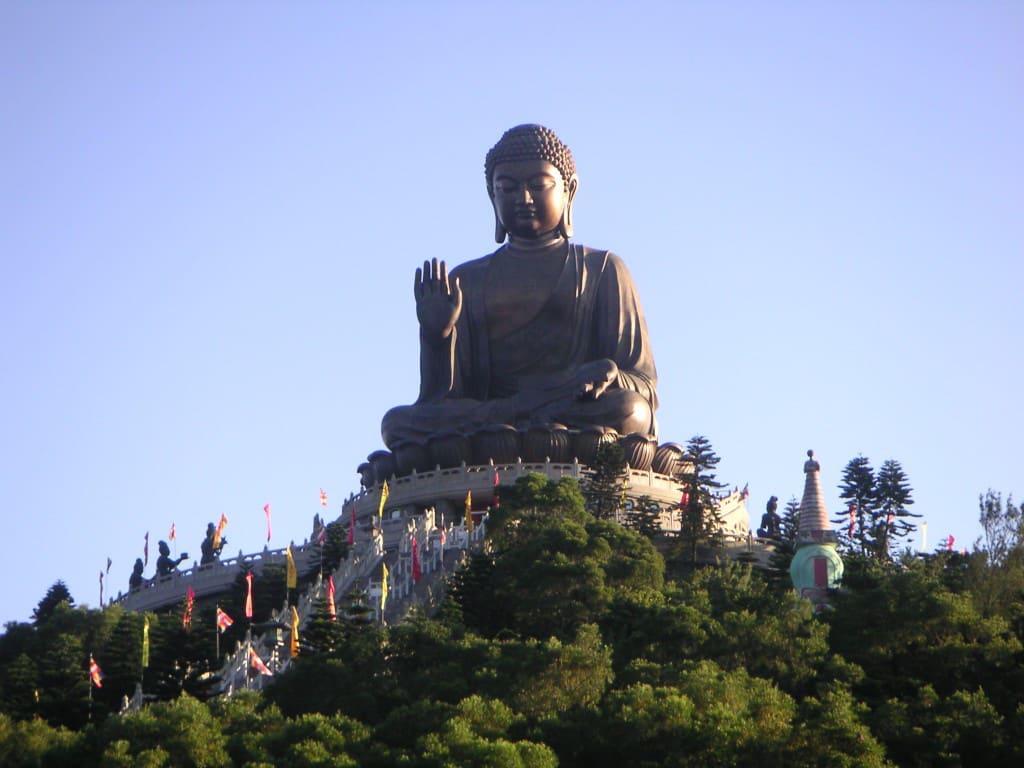 Hong Kong Buddha