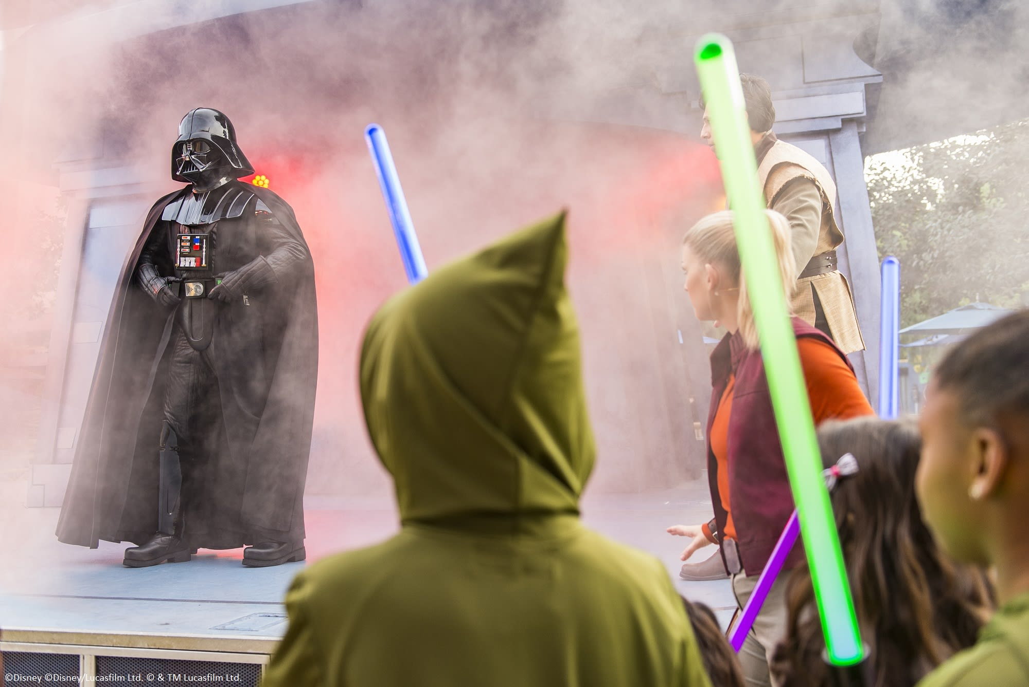 HKDL - Star Wars - Jedi Training ll