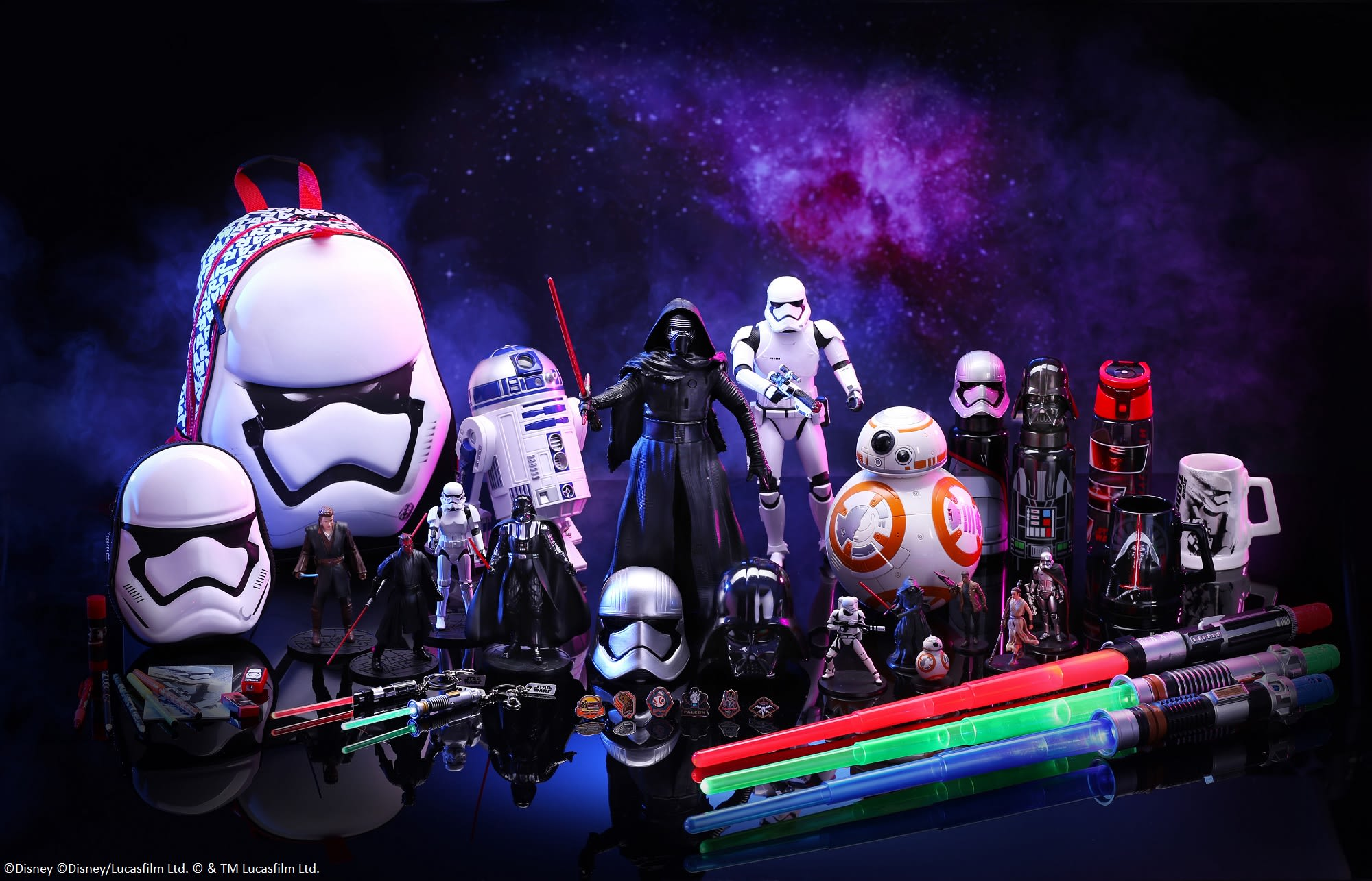 HKDL - Star Wars - merchandize group ll