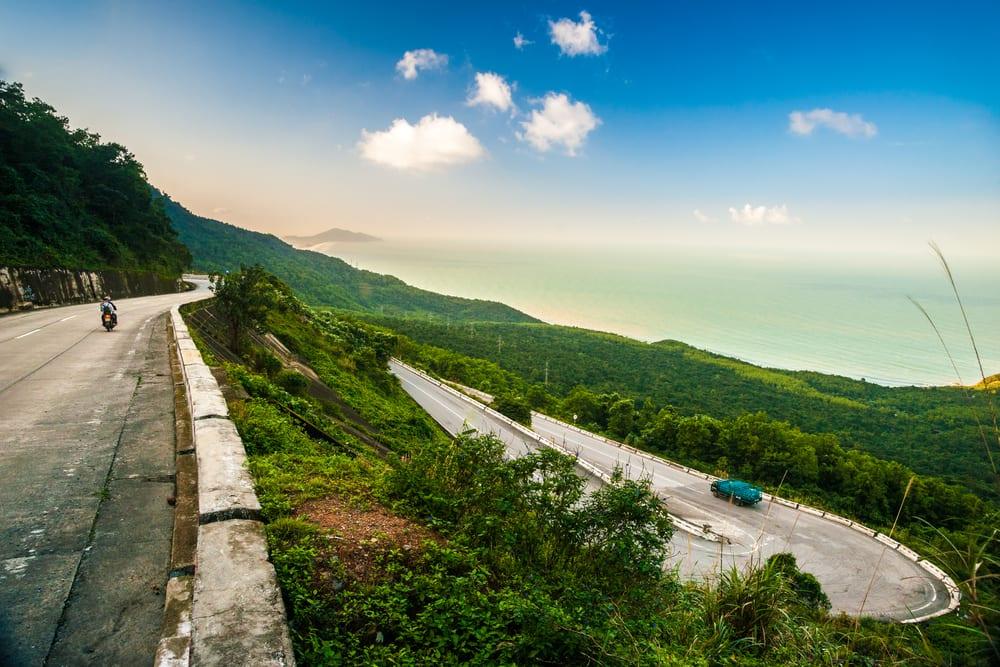 Vietnam Hai Van Pass