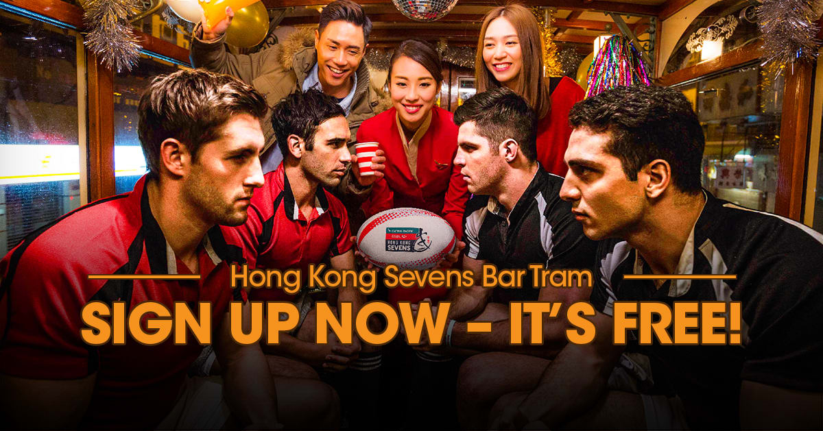 Hong Kong 7s Sign Up